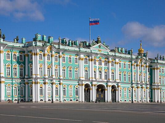 Palacio Invierno american standard